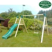 Double Swing & Slide Unit